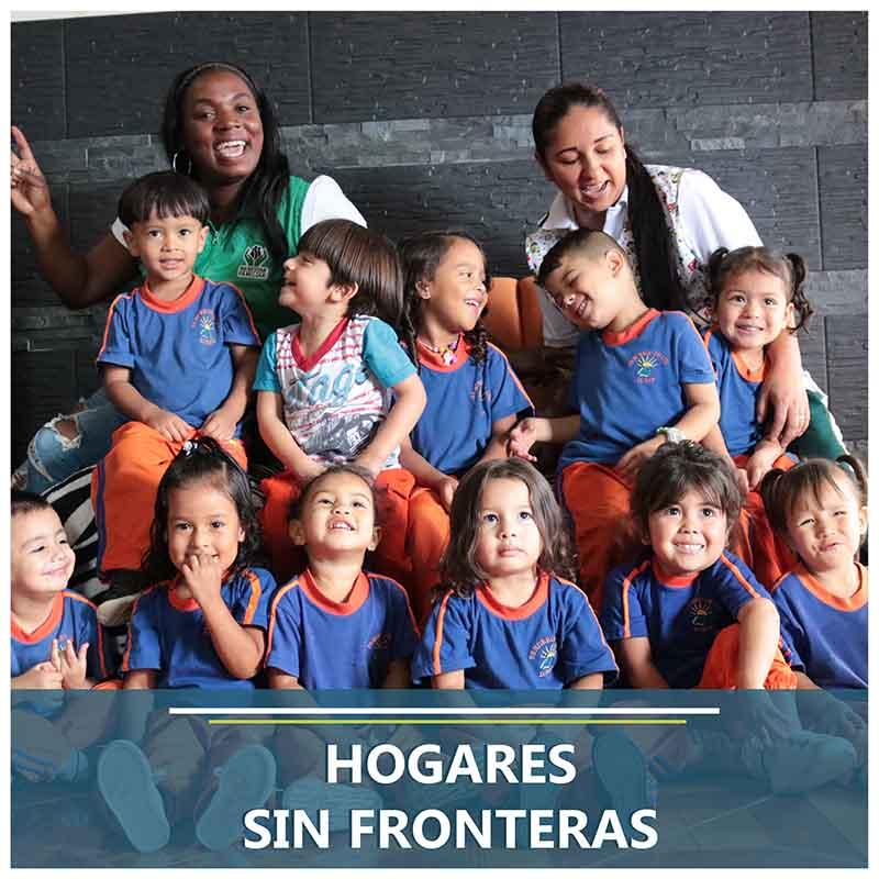 hogares sin fronteras
